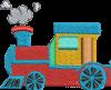 Pöfékelő mozdony